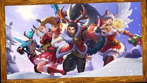 Mobile Legends Build is a Guidance For Mobile Legends Game